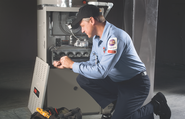 Furnance Service Inspection